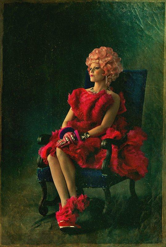 Hunger Games 2 : une première photo d'Effie !