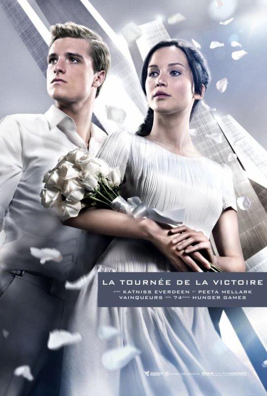 Hunger Games 2 - Le film : LA BANDE-ANNONCE en français !