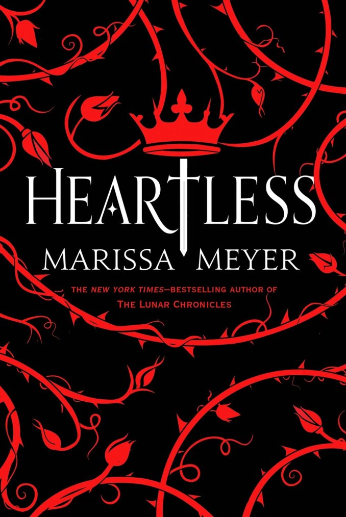 PRÉSENTATION : HEARTLESS de Marissa Meyer
