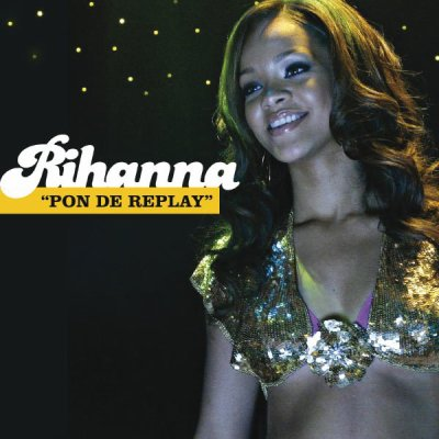 Pon the replay de Rihanna  sur Skyrock