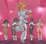 POUR LA TROUPE DE COCCINELLES TWIRLING DANCE DE PICARDIE