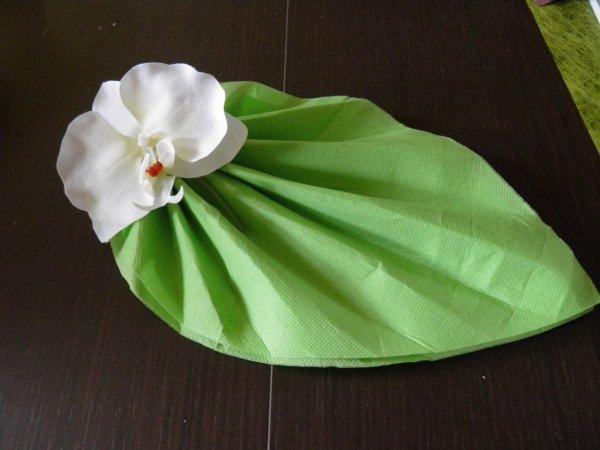 Lotus Avec Serviette : pliage de serviettes!  mariagezen