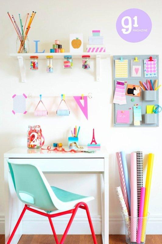 Organiser et d corer son bureau - Decorer un bureau ...