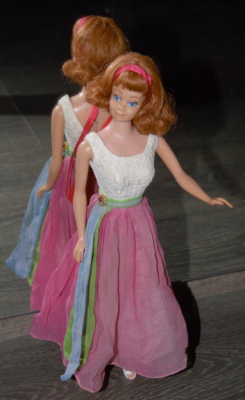 Midge de Mattel, un merveilleux cadeau de mon Jeannot