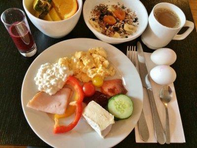 H�stfrukost