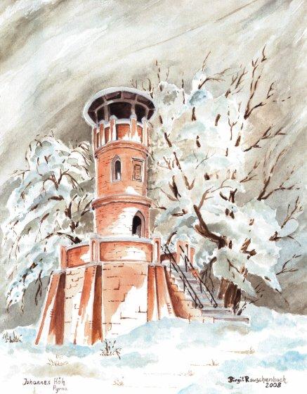 Winter Johannes Höh / Spruch der Woche