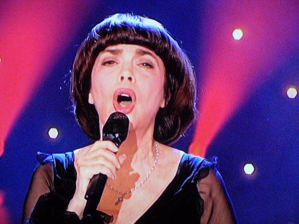 Mireille Mathieu im MDR Fernsehen  - Krone der Volksmusik