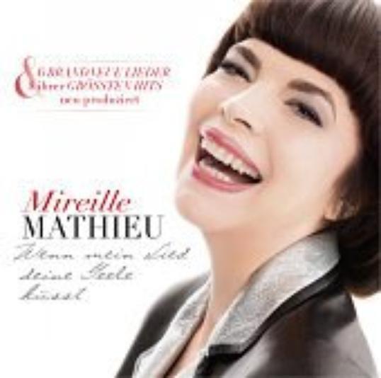 Abstimmen für Mireille Mathieu ( Deutsches Progamm im belgischen Rundfunk )