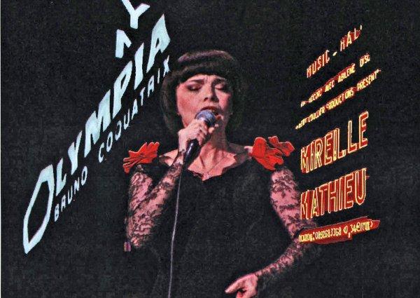 Mireille im Olympia / Grüße zum Wochenende