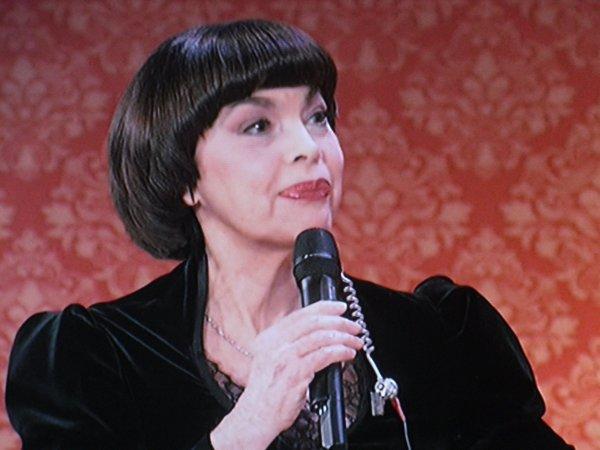 Mireille zu Gast bei Carmen Nebel  ZDF am 23.11.2013