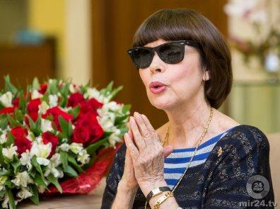 Mireille Mathieu in Moskau ( 2. Teil )