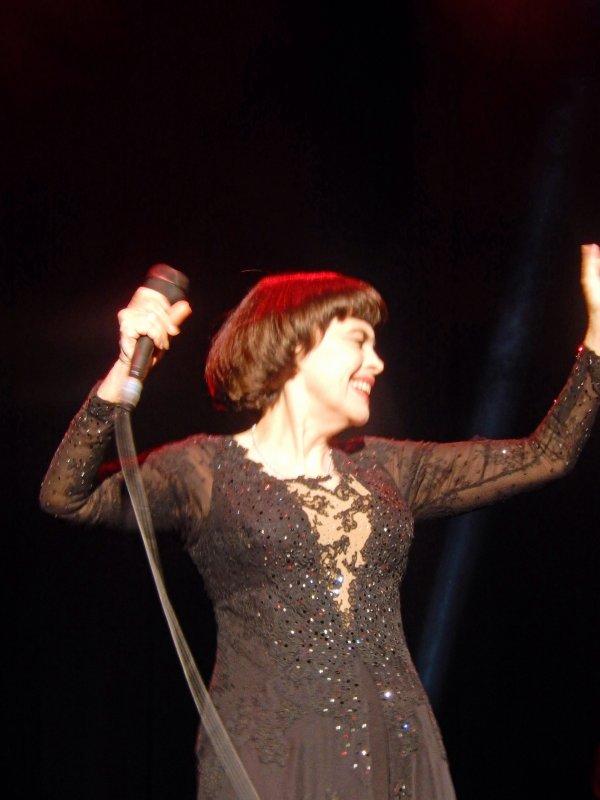Konzerte Mireille Mathieu ( Teil 10 )