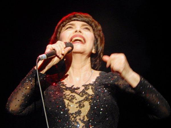 Konzerte Mireille Mathieu ( Teil 11 )