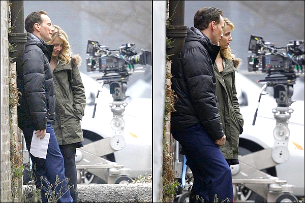 07/02 Dianna �tait sur le set de son nouveau film Zipper avec son co star Patrick Wilson en Louisiane.