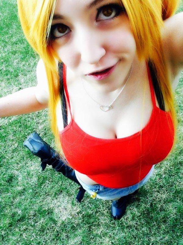 Cosplay Lucy Heartfilia