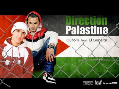 EL GENERAL ft GUITO'N. DIRECTION FILASTINE.2011 (2011)