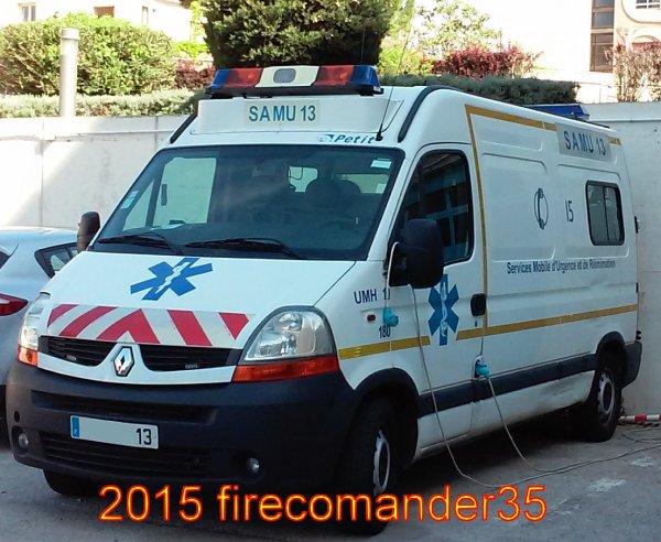 SAMU13 Marseille