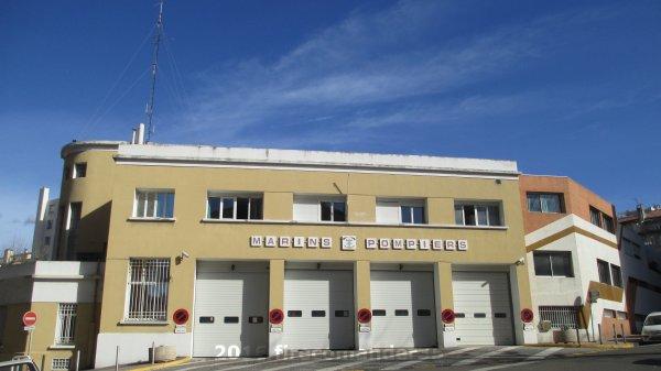 Bataillon de Marins Pompiers de Marseille (CIS Endoume)