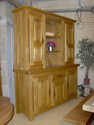 vaisselier 3 portes bonnetiere 39 vitrine 39 meuble tv. Black Bedroom Furniture Sets. Home Design Ideas