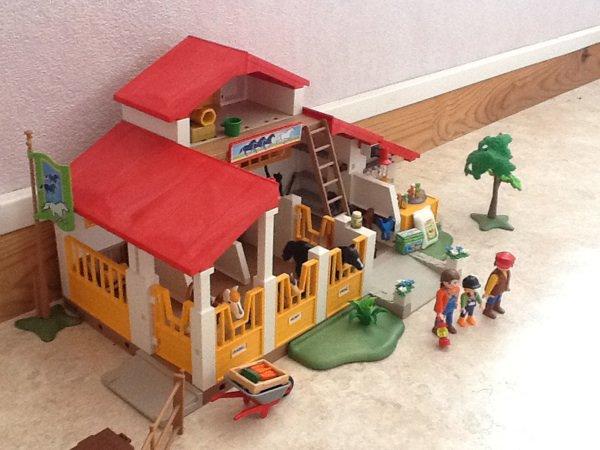 articles de princesscoc tagg s centre equestre playmobil. Black Bedroom Furniture Sets. Home Design Ideas