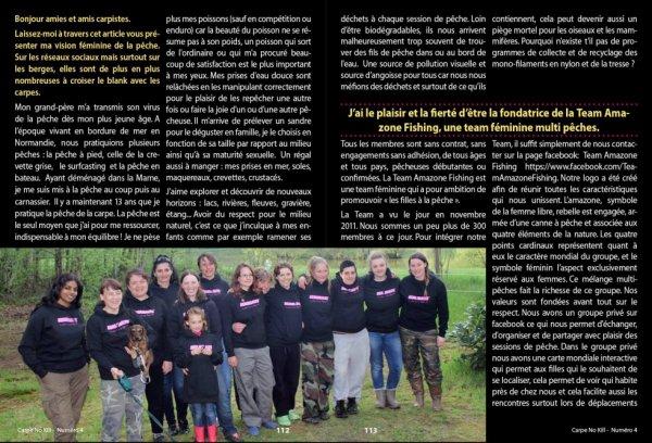 Magazine Carpe No Kill n�4