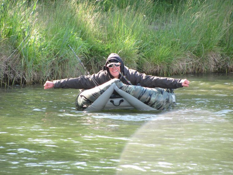 comp�t' float, 1ere manche !