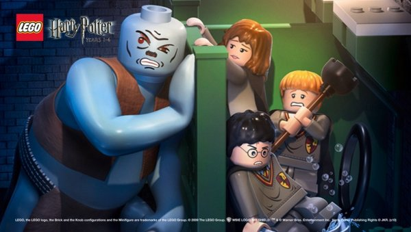 Le jeu lego harry potter ann e 1 4 bienvenue sur mon - Harry potter 8 et les portes du temps bande annonce ...
