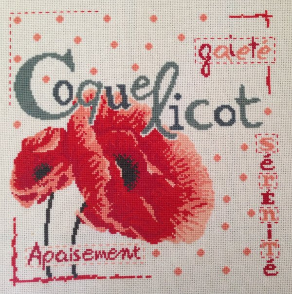 Lili Points - Coquelicot