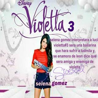 Voici 3 nouveaux personnages qui feront partie de la - Violetta saison 2 personnage ...