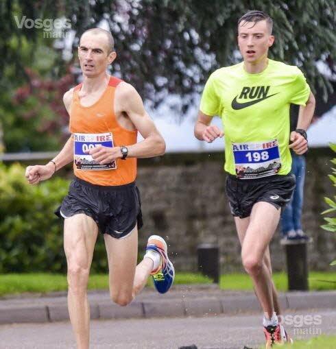 9e Ronde Estivale de Thaon-les-Vosges: UN DUO DES TROMBES D'EAU