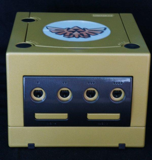 Console nintendo gamecube personnalise edition zelda blog de zelda anthologie - Derniere console nintendo ...