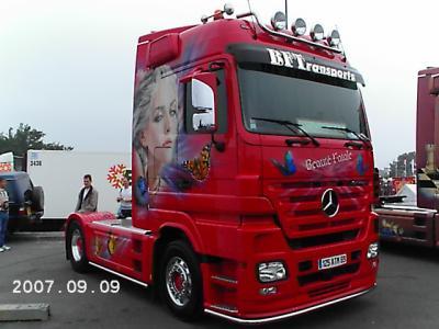 mercedes actros blog sur le tuning camion et mon camion que. Black Bedroom Furniture Sets. Home Design Ideas