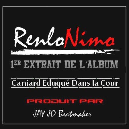 Revolusyon.R / RENLONIMO - Caniard Eduqu� Dans La Cour (2013)