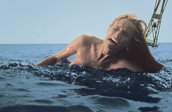 Les Dents de la Mer by Steven Spielberg