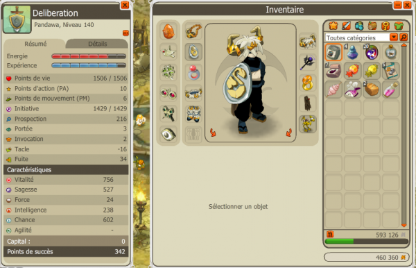 Article #17 Reprise de Dofus
