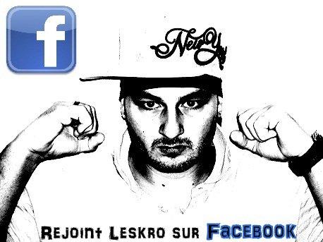 LE SITE FACEBOOK (LYRICS-URBAINE PROD) de Leskro.