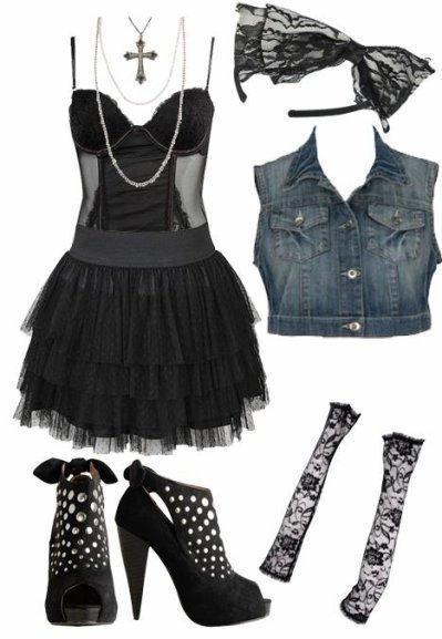 Madonna Fashion Clothes