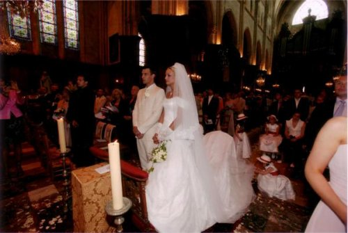 Elodie gossuin bertrand lacherie mariages de stars - Mari d elodie gossuin ...