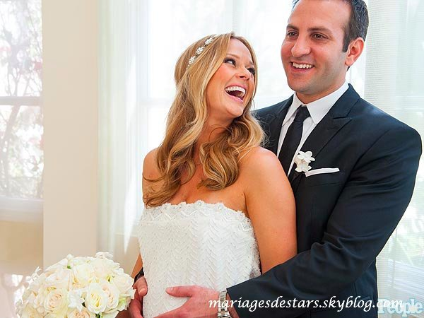 Kate levering reza jahangiri mariages de stars - Paul drop dead diva ...