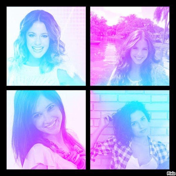 Prologue de mon Hs:El regreso de la banda de chicas