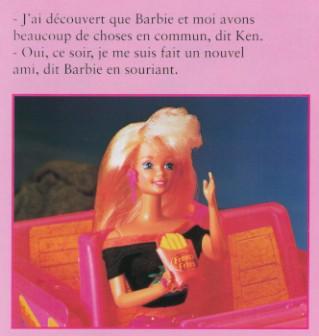 barbie salope tu es une salope
