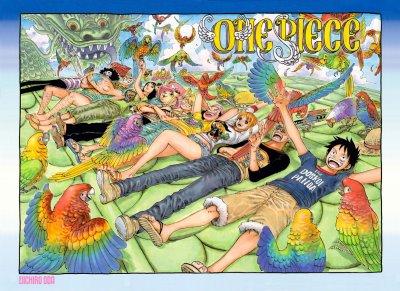 L'histoire de One Piece