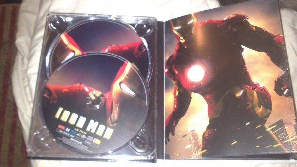 Bluray Iron Man ^^