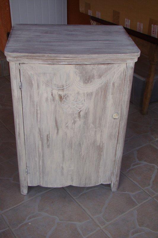 Meuble peint blog de bocarol for Huiler un meuble