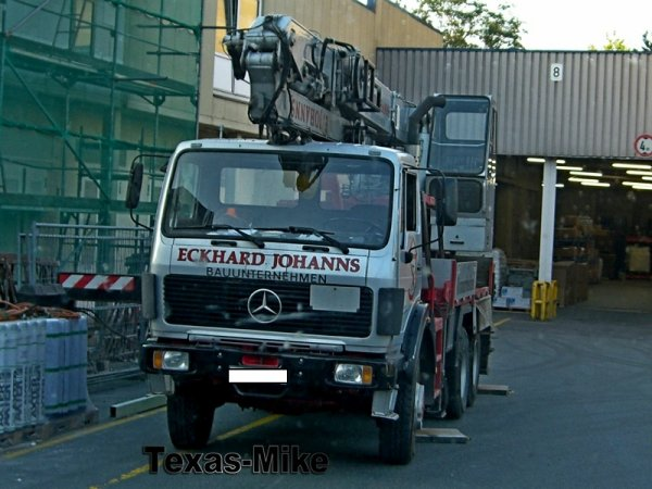 Mercedes-Benz NG - SCANIA - Magirus-Deutz