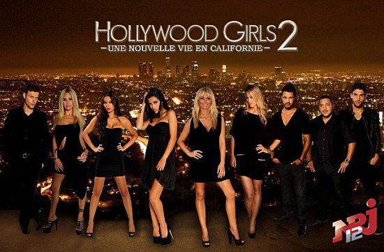 "Sp�cial ""Hollywood Girls"""