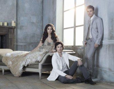 Vampire Diaries : Saison 1, 2 (VOST) & 3