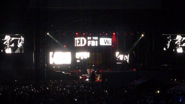 Rihanna Live @ Stade de France - What's My Name 8/06/2013 concert 8 Juin