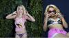 Rita Ora: Son photoshoot sexy pour une marque de maillots