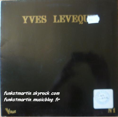 YVES LEVEQUE 1982 N°1 LP